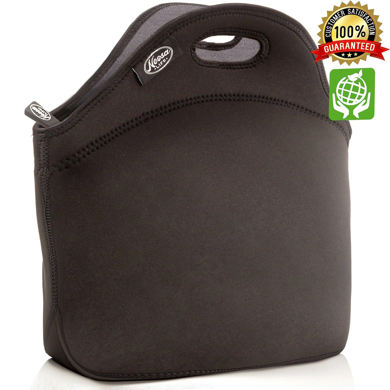 Home Neoprene Lunch Bag 1
