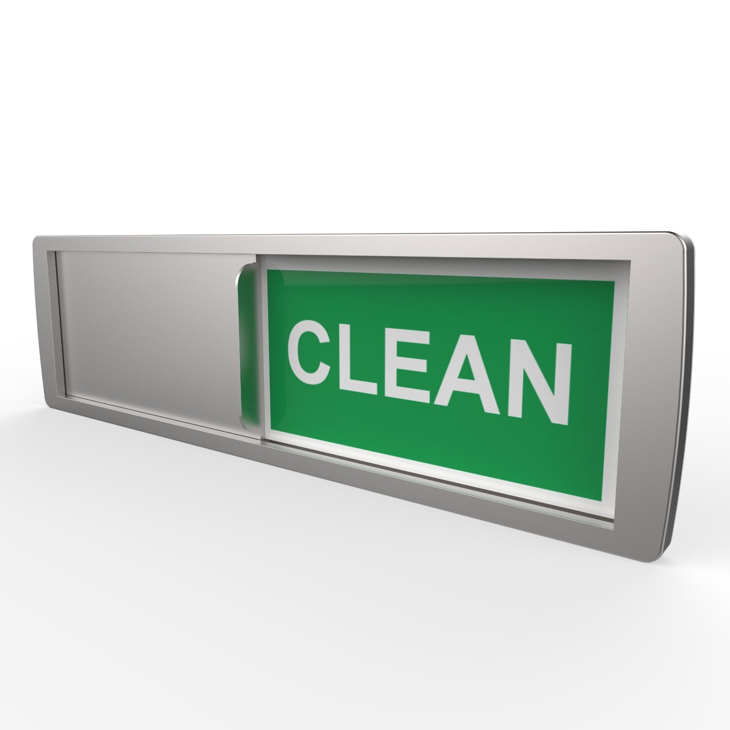 dishwasher is clean or dirty � magnetic sign � noosa life